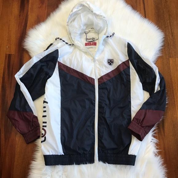 Born Fly Jackets Coats Lightweight Windbreaker Jacket Poshmark